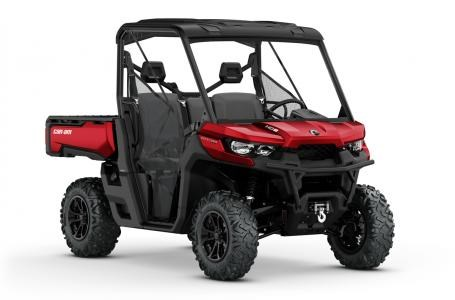 2018 Can-Am Defender XT HD 8 Photo 1 sur 1