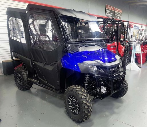 2019 Honda Pioneer 700-4 Deluxe Photo 1 of 7