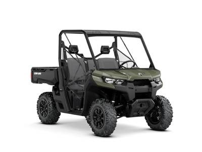 2019 Can-Am Defender DPS™ HD8 Green Photo 1 of 1