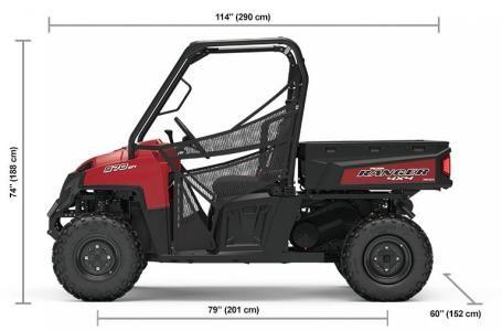 2019 Polaris 570 Full Size Ranger Photo 2 of 6