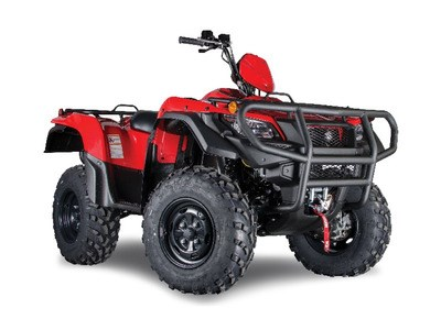2018 Suzuki KingQuad 750AXi Power Steering Special E Photo 1 of 1