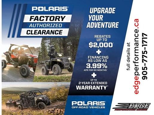 2018 Polaris Sportsman 450 High Output Photo 2 of 5