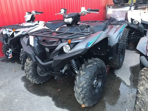 2018 Yamaha Grizzly Photo 1 of 3