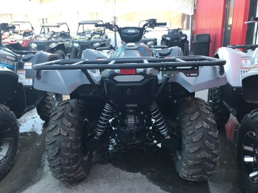 2018 Yamaha Grizzly Photo 3 of 3