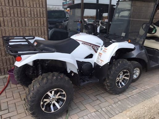2018 Yamaha Grizzly Photo 2 of 2