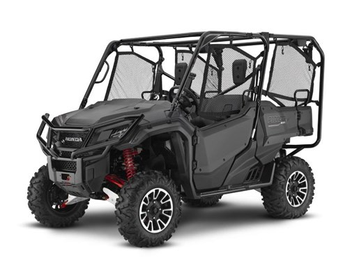 2018 Honda Pioneer 1000-5 Deluxe LE Photo 1 of 8