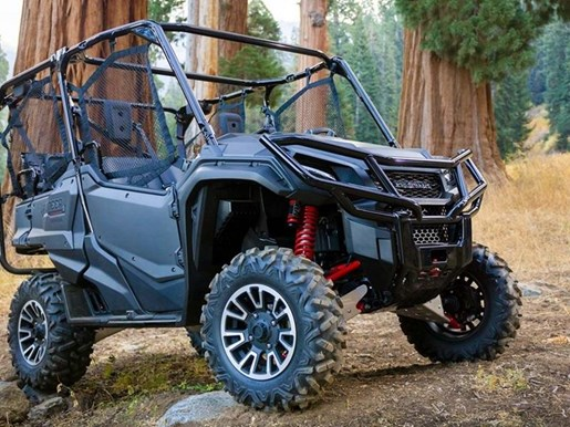 2018 Honda Pioneer 1000-5 Deluxe LE Photo 6 of 8