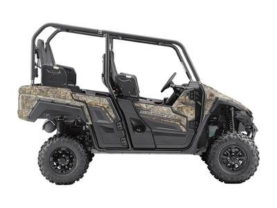 2019 Yamaha Wolverine X4 EPS Realtree Edge Camouflag Photo 1 of 1