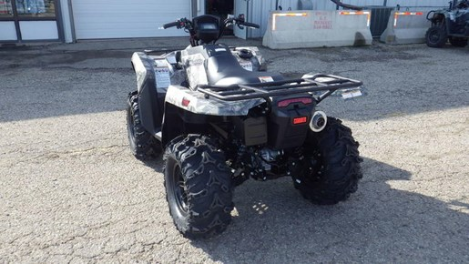 2019 Suzuki Kingquad LT-A500XPS Photo 3 of 3