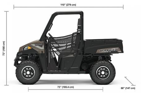 2019 Polaris RANGER 570 EPS Photo 2 of 6