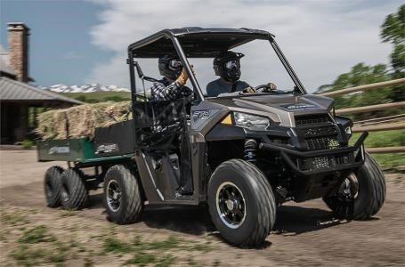 2019 Polaris RANGER 570 EPS Photo 3 of 6