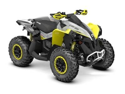 2019 Can-Am Renegade® X® xc 1000R Black, Grey & Sunb Photo 1 of 1