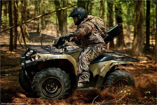 2018 Yamaha KODIAK 450 EPS Photo 3 of 14
