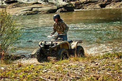 2018 Yamaha KODIAK 450 EPS Photo 4 of 14