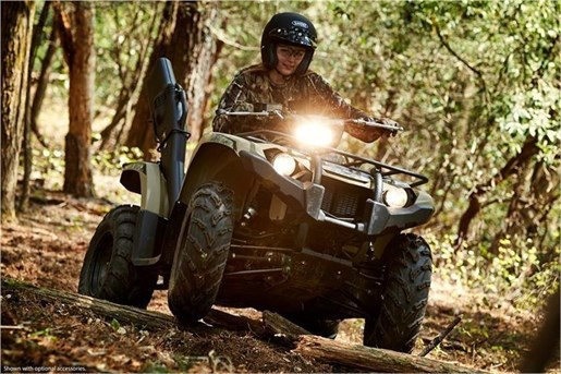 2018 Yamaha KODIAK 450 EPS Photo 7 of 14