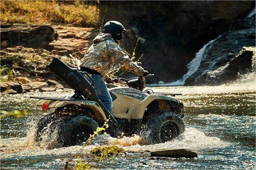 2018 Yamaha KODIAK 450 EPS Photo 8 of 14