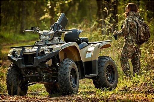 2018 Yamaha KODIAK 450 EPS Photo 14 of 14