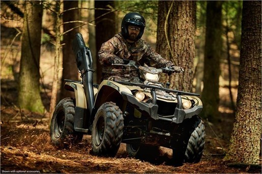 2018 Yamaha KODIAK 450 EPS Photo 5 of 14