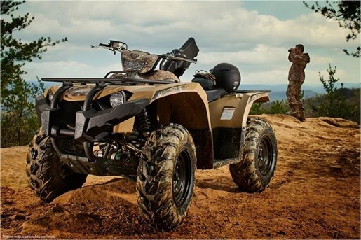 2018 Yamaha KODIAK 450 EPS Photo 10 of 14