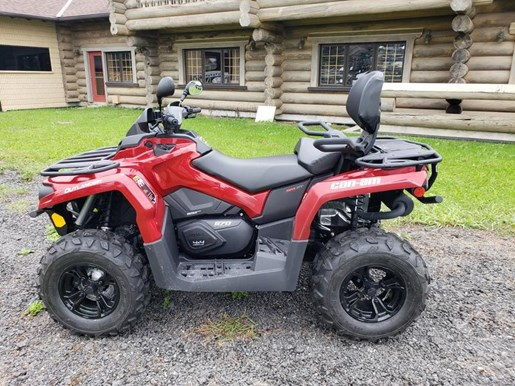 2018 Can-Am Outlander™ MAX XT™ 570 Photo 2 of 17