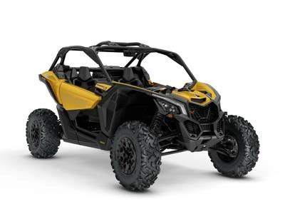 2018 Can-Am Maverick™ X3 X™ DS Turbo R Photo 1 of 1