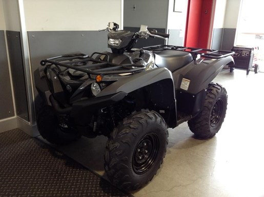 2019 Yamaha Grizzly EPS Dark gray Photo 2 of 3