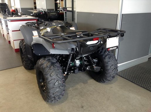 2019 Yamaha Grizzly EPS Dark gray Photo 3 of 3