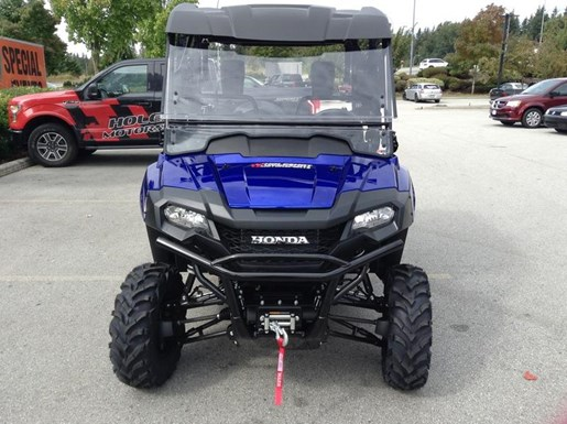 2019 Honda Pioneer 700-4 Photo 3 of 6