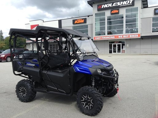 2019 Honda Pioneer 700-4 Photo 1 of 6