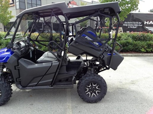 2019 Honda Pioneer 700-4 Photo 6 of 6