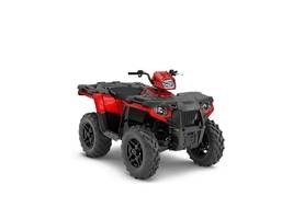2018 Polaris Sportsman® 570 SP Sunset Red Photo 1 of 1