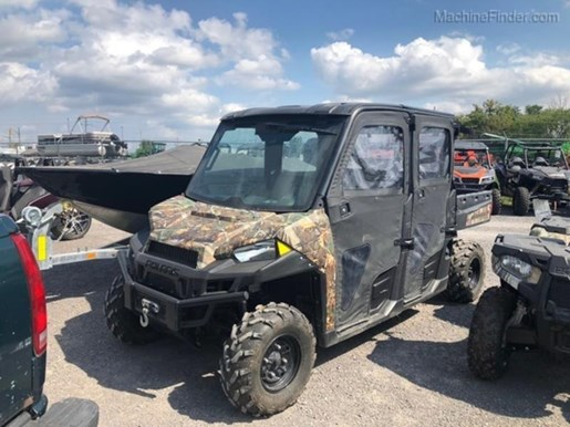 Polaris RANGER CREW 900 CAMO 2014 Used ATV for Sale in Belleville, Ontario  - QuadDealers ca