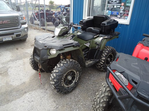 2014 Polaris Sportsman 570 Photo 2 of 3