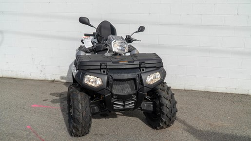 2018 Polaris Sportsman® Touring XP 1000 Turbo Silver Photo 1 of 4