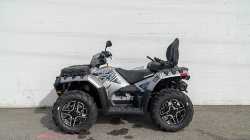 2018 Polaris Sportsman® Touring XP 1000 Turbo Silver Photo 2 of 4
