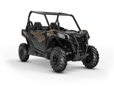 2018 Can-Am Maverick™ Trail DPS™ 1000 Mossy Oak Break-Up Count Photo 1 sur 1