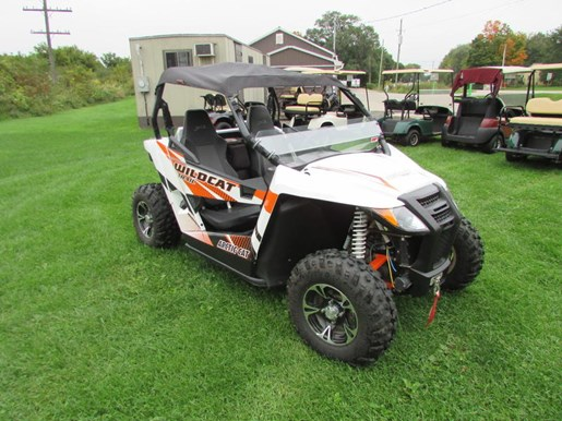 2015 Arctic Cat Wildcat® Trail Limited EPS Photo 1 of 4