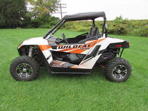 2015 Arctic Cat Wildcat® Trail Limited EPS Photo 2 of 4