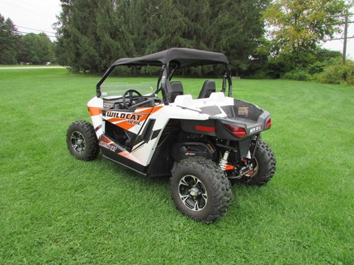 2015 Arctic Cat Wildcat® Trail Limited EPS Photo 3 of 4