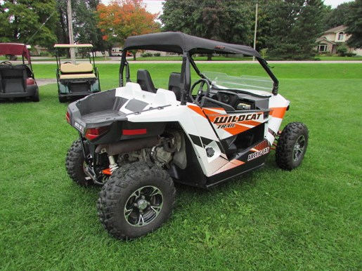 2015 Arctic Cat Wildcat® Trail Limited EPS Photo 4 of 4