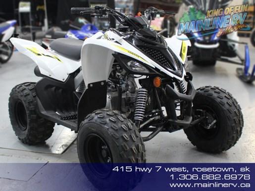2018 Yamaha Raptor 90 Photo 1 of 5
