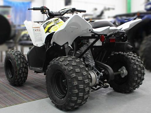 2018 Yamaha Raptor 90 Photo 4 of 5