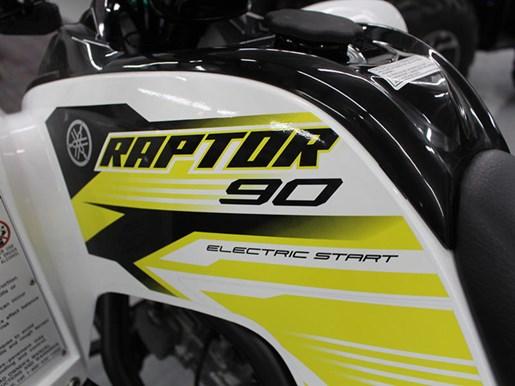 2018 Yamaha Raptor 90 Photo 5 of 5