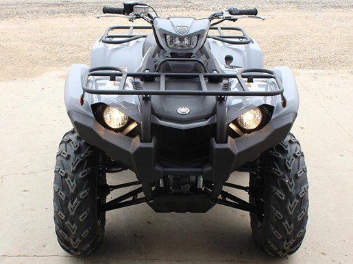 2018 Yamaha Kodiak 450 EPS Gray (aluminum mag wheels Photo 2 of 9