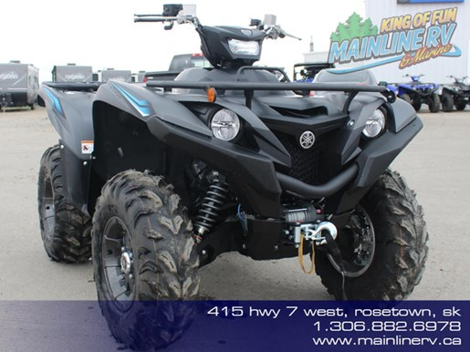 2018 Yamaha Grizzly EPS SE Photo 1 of 10