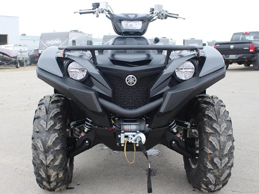 2018 Yamaha Grizzly EPS SE Photo 2 of 10