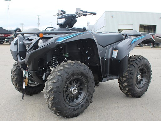 2018 Yamaha Grizzly EPS SE Photo 4 of 10