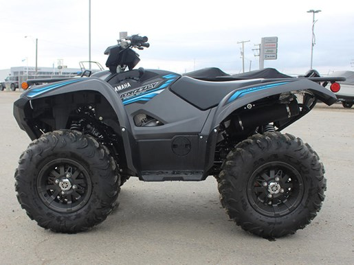 2018 Yamaha Grizzly EPS SE Photo 6 of 10