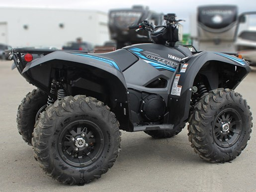 2018 Yamaha Grizzly EPS SE Photo 8 of 10