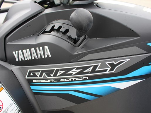 2018 Yamaha Grizzly EPS SE Photo 10 of 10